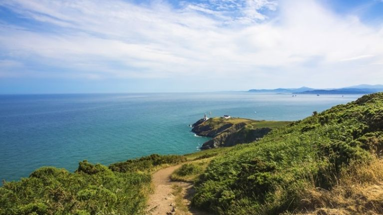 Woman airlifted to hospital following fall from Howth cliff walk
