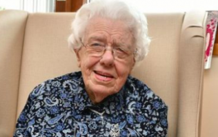 Ireland's oldest woman has passed away at the age of 110