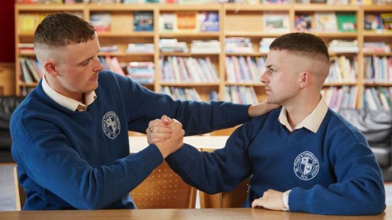 OFFICIAL: Season 2 of The Young Offenders has finished filming