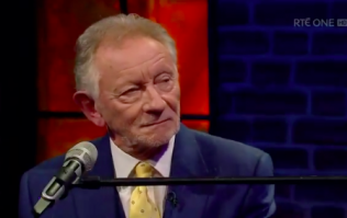 WATCH: Phil Coulter explains why he declined an OBE from Margaret Thatcher
