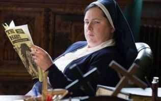 Clear your schedule –Sister Michael from Derry Girls is on The Ray D'Arcy Show tonight