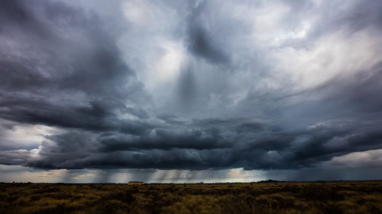 Met Éireann issue thunder warning for 14 counties