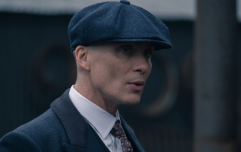 """What he does is extraordinary"" - Peaky Blinders producer on the incredible Cillian Murphy"