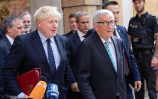 Jean-Claude Juncker reiterates that there will be a hard border in Ireland after no deal Brexit