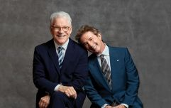 Steve Martin and Martin Short announce two Irish dates for their hit live comedy show