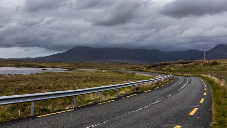 New analysis reveals the 20 most treacherous roads in Ireland