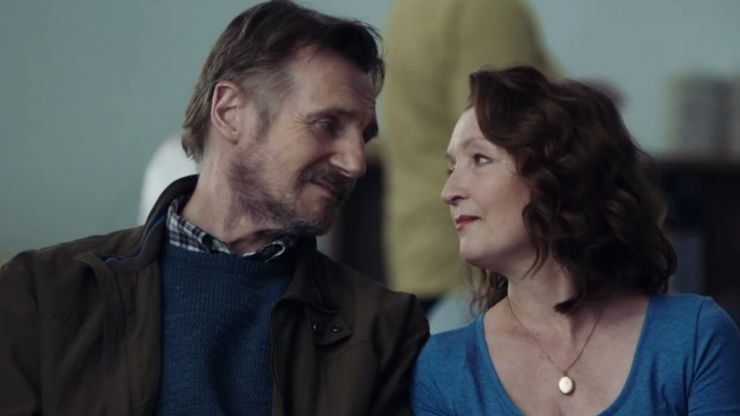WATCH: The trailer for Liam Neeson's Belfast-set drama confirms we are going to cry A LOT