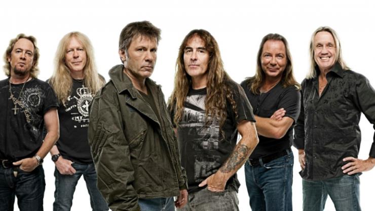 Iron Maiden to play an Irish date next summer