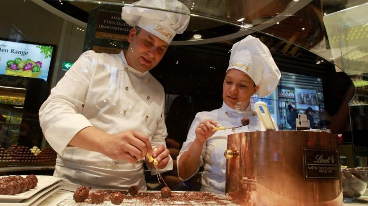 Lindt chocolate to open first ever Irish store