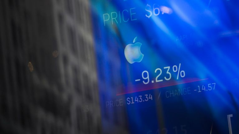 Apple slump proves that people are getting harder to impress
