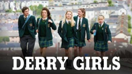 Derry Girls Season 3 cast