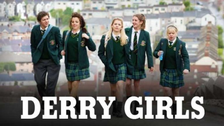 OFFICIAL: Season 1 of Derry Girls is now on Netflix
