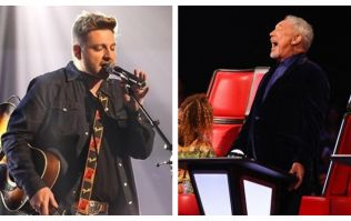 WATCH: The Voice featured an emotionally powerful reunion on Saturday night
