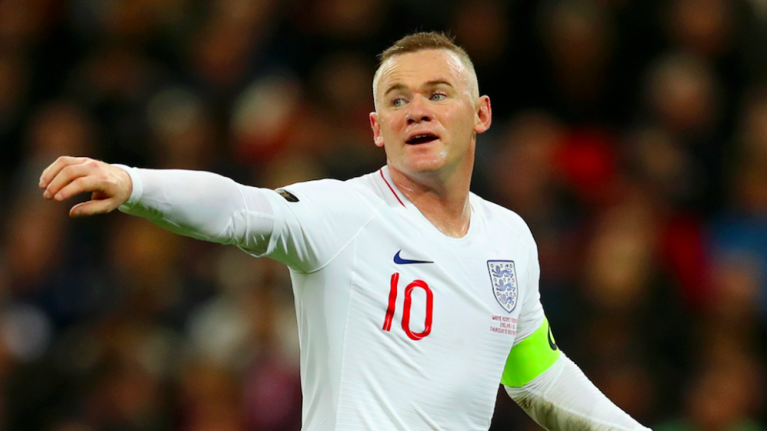 Wayne Rooney 'arrested on public intoxication and swearing charges' in Washington D.C.