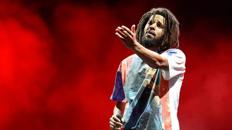 LISTEN: J. Cole appears to take shots at Kanye West on his new song 'Middle Child'