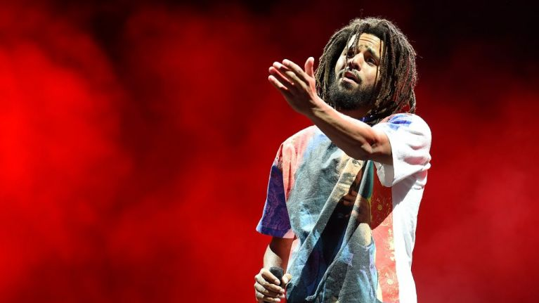 J. Cole announces that he has a new album on the way