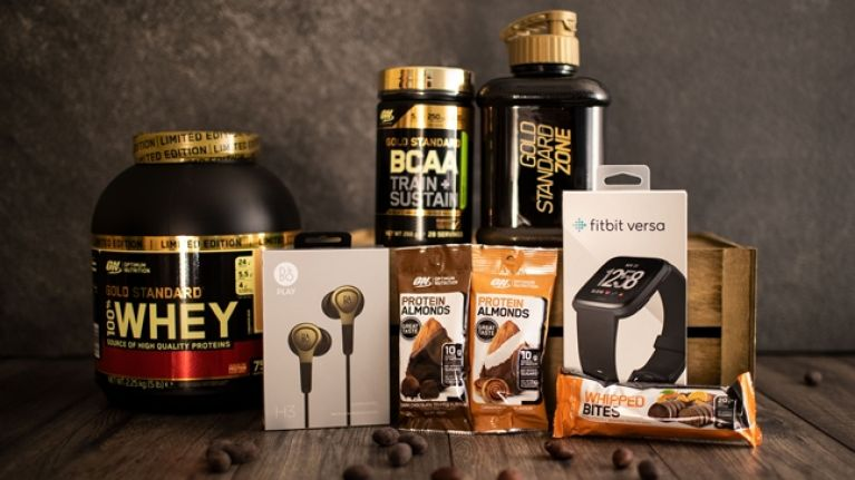 COMPETITION: Win an Optimum Nutrition hamper worth over €400