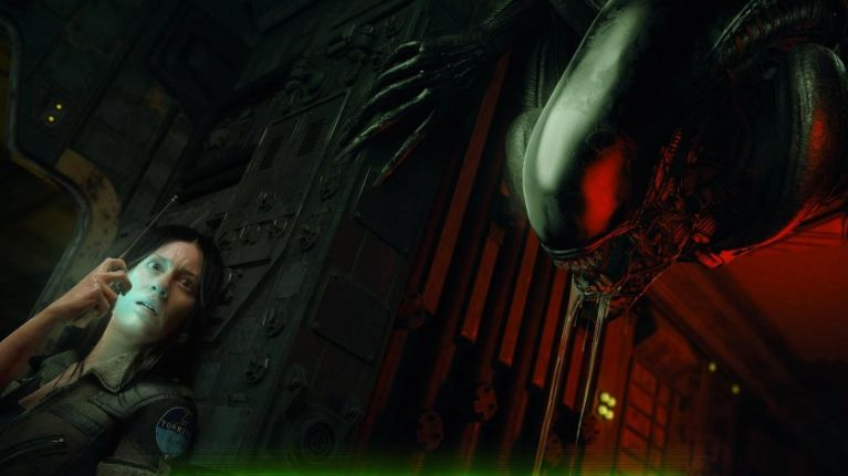 WATCH: Here is our first proper look at survival horror Alien Blackout