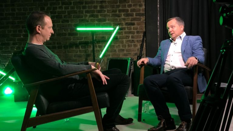 """Davy Fitzgerald: """"The only thing that kept me going was the hurling"""""""