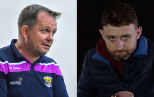 """If it makes people laugh, how bad."" Davy Fitzgerald on being taken off by Conor's Sketches"