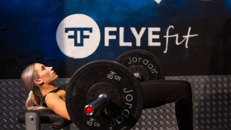 """Here's how to test out FLYEfit's new 20,000 sq ft South Dublin """"supergym"""" for free"""