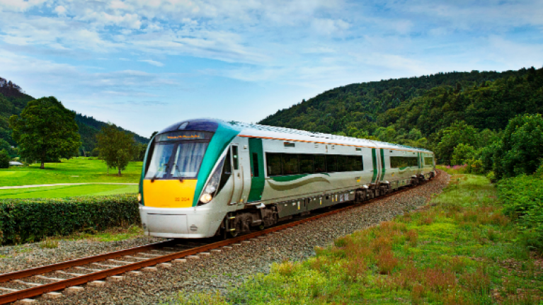 Irish Rail are hiring new staff with a starting salary of €45,000 rising to a maximum of €57,000