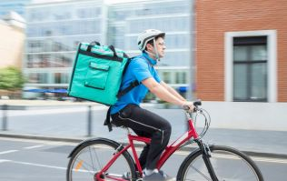 New Year's Day was Deliveroo's biggest ever day in Ireland — here's what people ordered