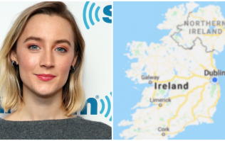 """Saoirse Ronan speaks perfect sense about the """"fecking mess"""" of Brexit and the border"""