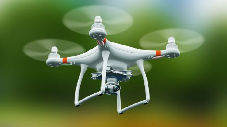 New laws on registering drones to come into effect this year