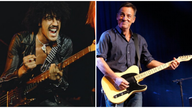 The fantastic documentaries about Phil Lynott and Bruce Springsteen are available to watch for free
