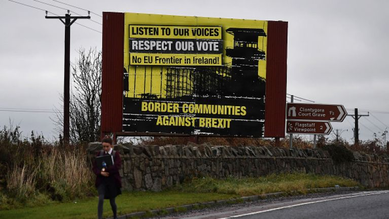PSNI will refuse to police customs checkpoints after Brexit
