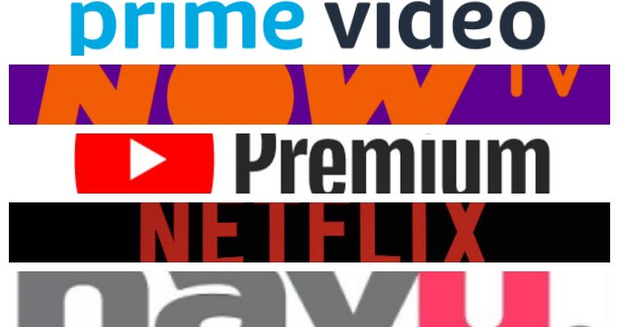A full breakdown of all of the streaming services available
