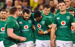 Only one new face expected in Ireland squad for 2019 Six Nations