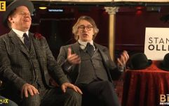 WATCH: John C. Reilly and Steve Coogan tell heartwarming story about the effect their movies have on viewers