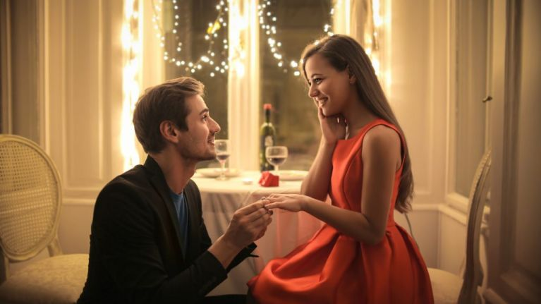 Our top 5 tips for proposing on Valentine's Day