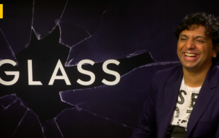 Glass director reveals the film was inspired by some 'weird people' he met in Ireland