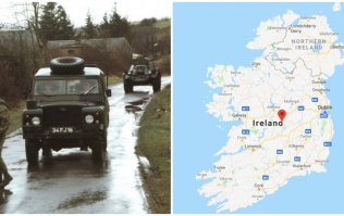 DUP MP claims the only border in Ireland 'resulted from the actions of Republicans'