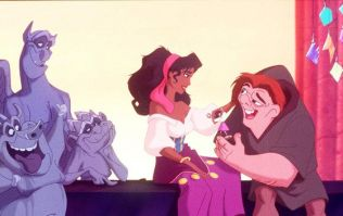 Disney is making a live action Hunchback of Notre Dame movie