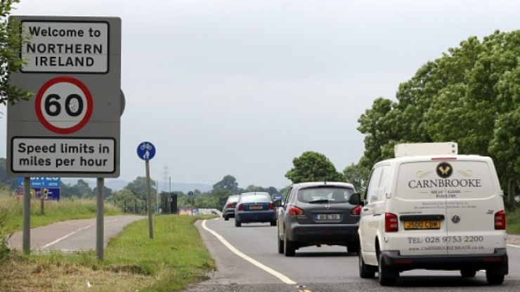 Irish motorists may need to carry proof of insurance Green Cards when driving to Northern Ireland