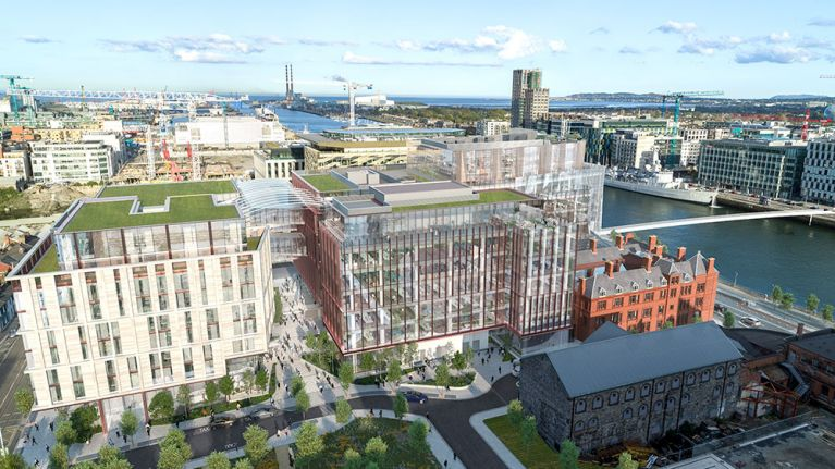 1,500 new jobs and brand new campus announced for Dublin by US sales firm