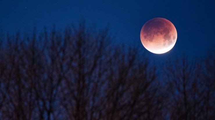The last total lunar eclipse for over a decade will be visible in Ireland this weekend