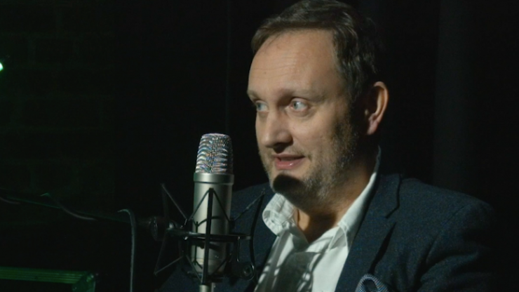 "Mario Rosenstock: ""I haven't spoken to my father in 10 years"""