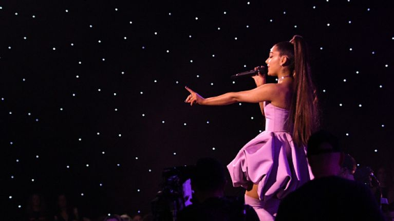 Ariana Grande has been accused of plagiarism over her new song