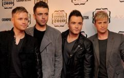LISTEN: Westlife release first new song in eight years