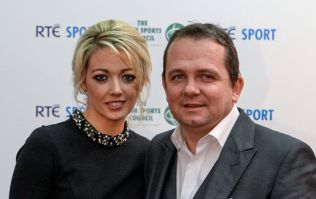 """""""We've had our good times, our bad times."""" Davy Fitzgerald on Sharon O'Loughlin, his partner of 13 years"""