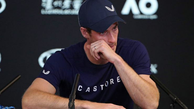 Andy Murray tearfully announces that he will retire from tennis after Wimbledon