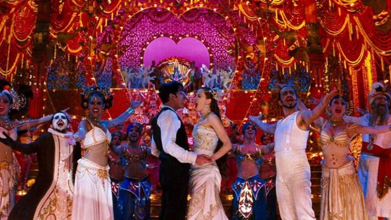 You can-can see Moulin Rouge back on the big screen in Ireland for one week only