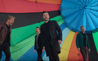 WATCH: Westlife release music video for 'Hello My Love' — their first single in eight years