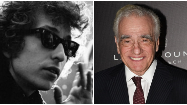 Martin Scorsese's new documentary about Bob Dylan is now on Netflix