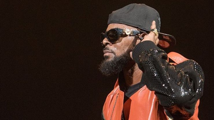 WATCH: Video emerges proving R. Kelly was aware Aaliyah was 14-years-old just before they got married